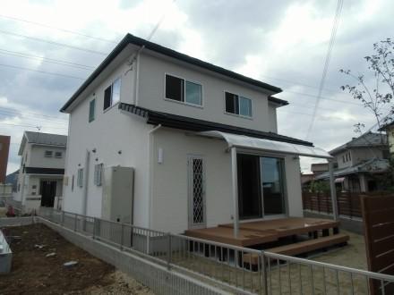 滋賀県野洲市C邸 新築工事